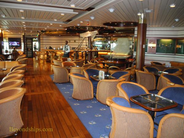 Legend of the Seas, cruise ship, Schooner Bar