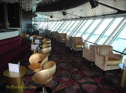 Legend of the Seas, cruise ship, Viking Crown Lounge