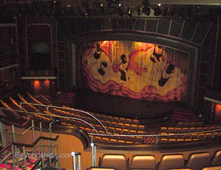 Independence of the Seas theater