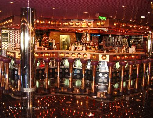 Carnival Splendor casino bar