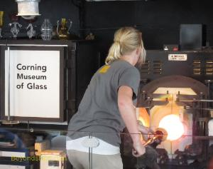 Celebrity Equinox Hot Glass Show