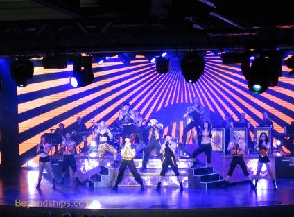 Royal Princess production show