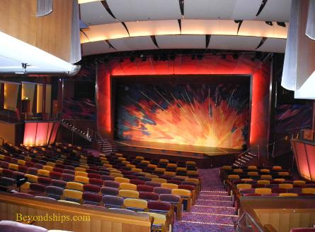Brilliance of the Seas theater