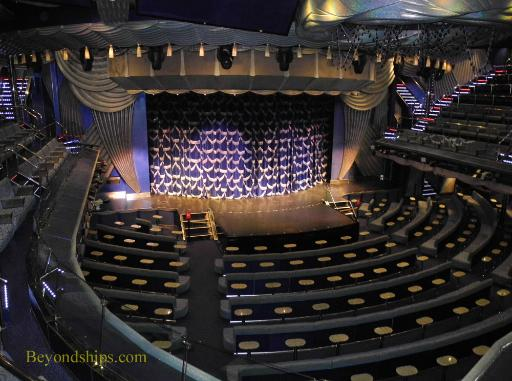 Carnival Splendor theater