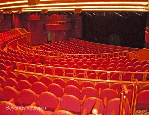 Emeraldl Princess Cruise Ship Photo Tour And Commentary