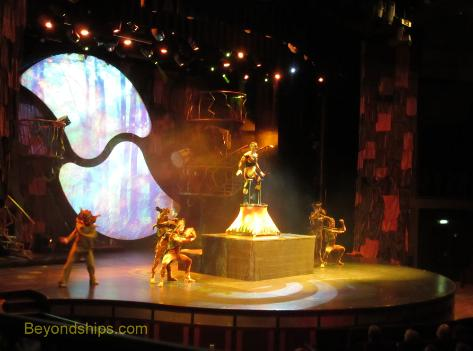 Celebrity Equinox entertainment
