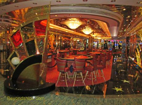 Liberty of the Seas casino