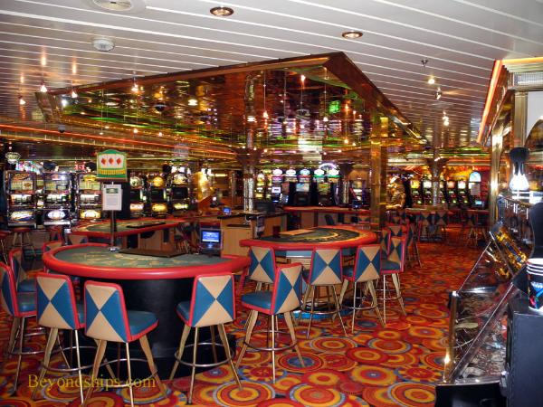 Grandeur of the Seas casino