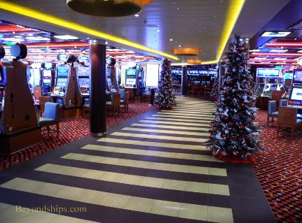 Carnival Breeze cruise ship entertainment
