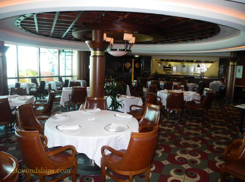 Brilliance of the Seas Chops Grille