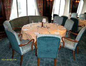 Cruise ship Ocean Princess main dining room