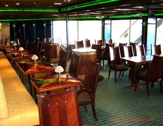 Carnival Glory Emerald Steakhouse