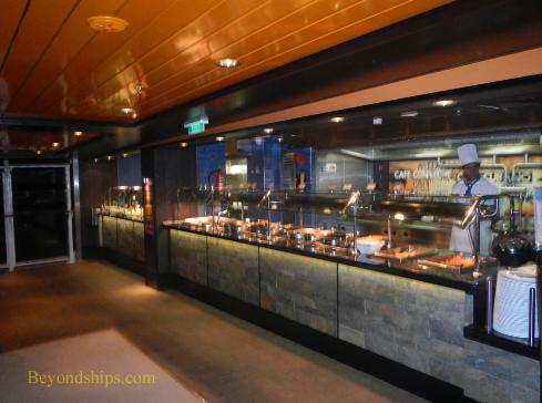 Flamingo Bar and Grill on Norwegian Getaway