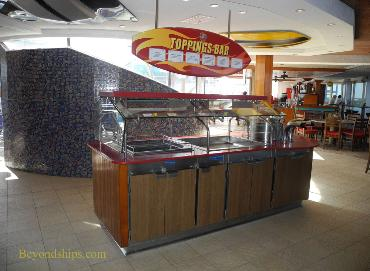 Carnival Liberty Guy's Burger Joint