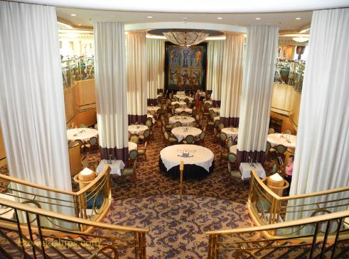 Brilliance of the Seas Minstrel Dining Room