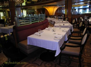 main dining rooms, Regal Princess, cruise ship