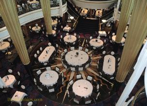 Explorer of the Seas, main dining room