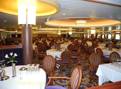 Dining Room on Majesty Of The Seas  Menu   Main Dining Rooms