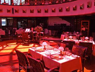 Carnival Miracle cruise ship dining