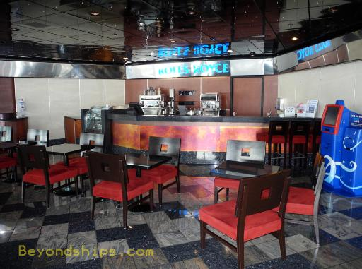 Carnival Ecstasy Rolls Royce Cafe