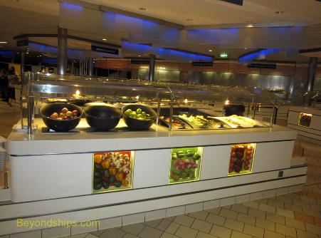 Celebrity Equinox casual dining