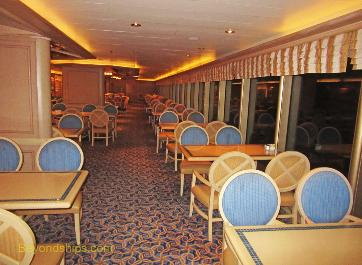 Queen Victoria, cruise ship, Lido Restaurant