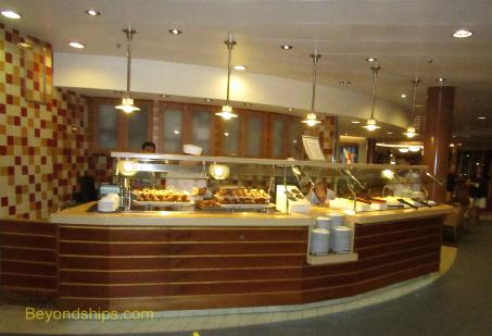 Oasis of the Seas buffet