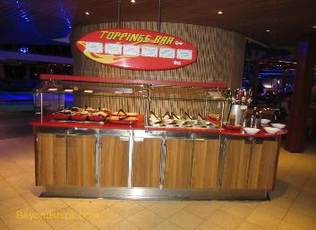 Carnival Conquest Guy's Burgers