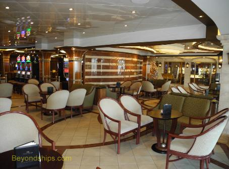 Coral Princess International Cafe