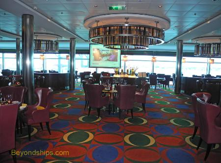 Specialty Dining on the Celebrity Equinox