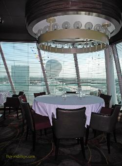 Cruise ship Legend of the Seas, Chops Grille