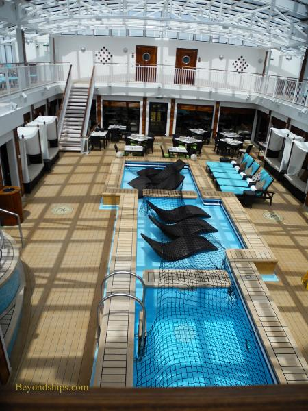 Norwegian Breakaway cruise ship, The Haven