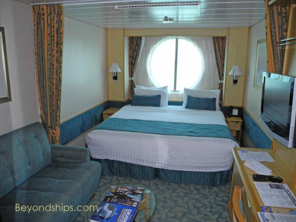 Liberty of the Seas cabins