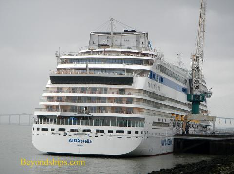 AIDAstella cruise ship