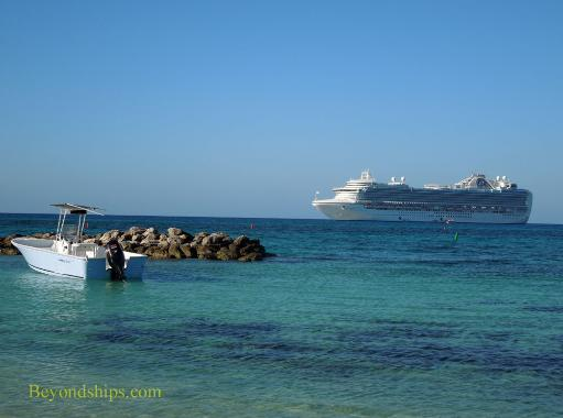 Princess Cays Photo Tour