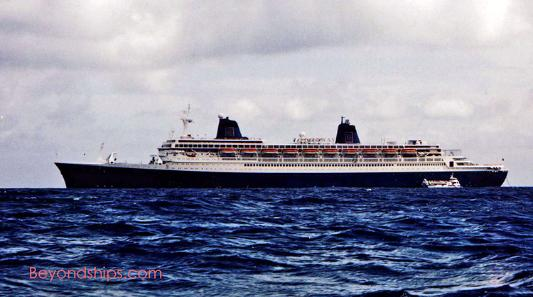 NCL Norway Page - Cruise ship norway
