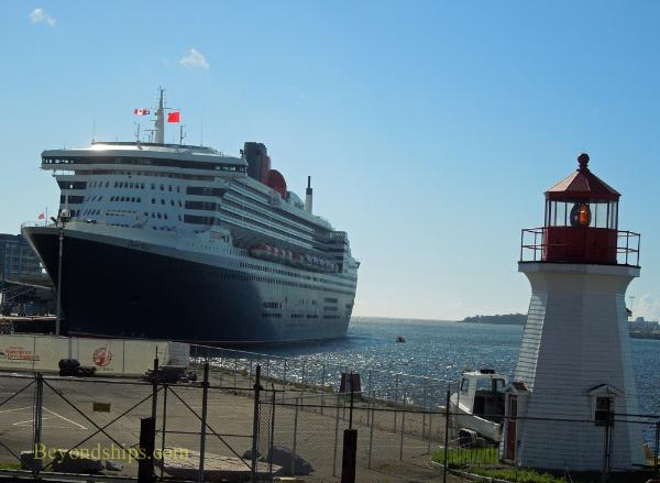 Queen Mary 2, Saint John, New Brunswick, Canada