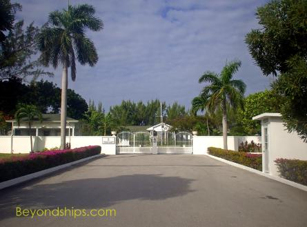 Governor General's Residence, Grand Cayman