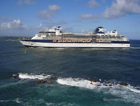 Celebrity Millennium gets a big makeover | ExpertCruiser ...