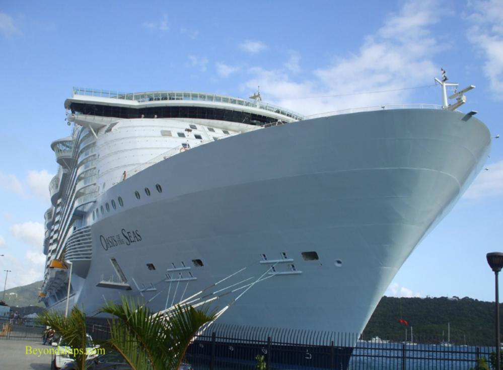 Photo of Royal Caribbean cruise ship Oasis of the Seas