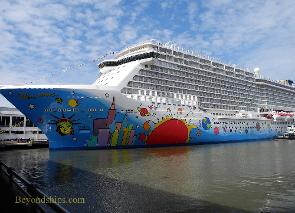 Norwegian Breakaway Photo Tour And Guide Page 5