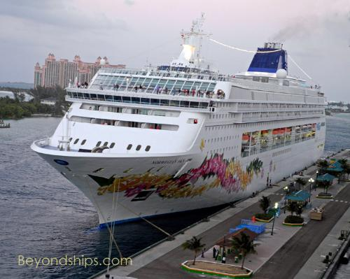 Norwegian Sky cruise ship