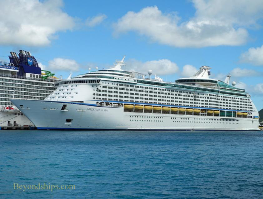 Cruise ship photo, Adventure of the Seas, Royal Caribbean