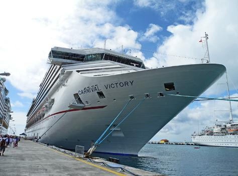 Image of cruise ship Carnival Victory