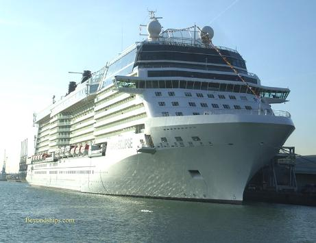 Celebrity Eclipse Review by CruizeCast- A Cruise Podcast ...