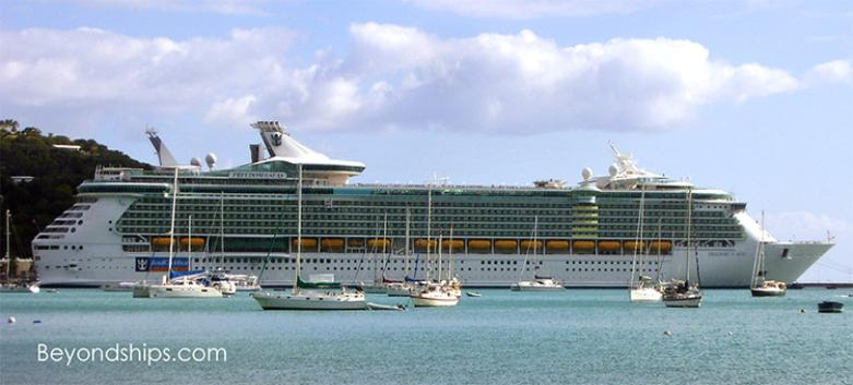 Photo of Royal Caribbean cruise ship Freedom of the Seas