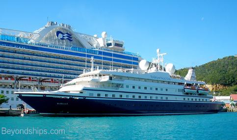 cruise ship Sea Dream I
