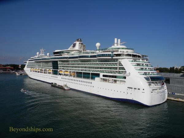 Cruise ship pictures - Serenade of the Seas, Royal Caribbean
