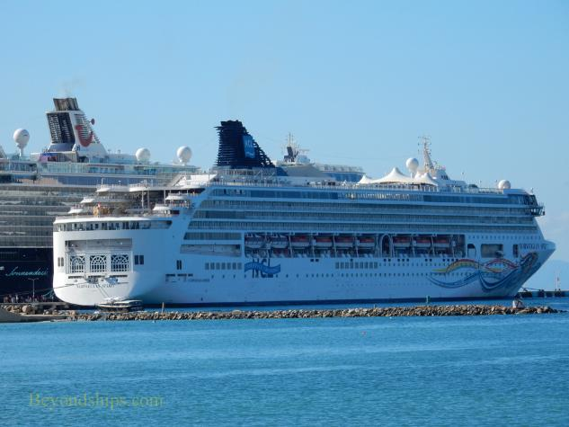 Norwegian Spirit, cruise ship