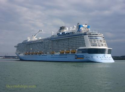 Anthem of the Seas cruise ship